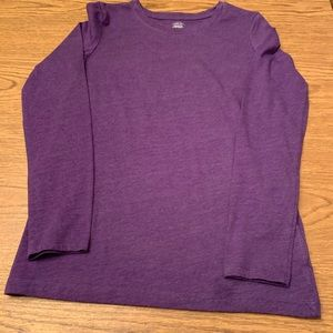 Girls Cherokee Long Sleeve Tee, G107